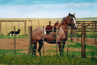 cuadros-de-caballos-arte-sobre-lienzo caballos-pinturas-oleo