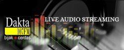 Streaming Dakta Radio 107 FM Bekasi Jawa barat