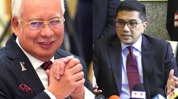 Azmin Kata Najib Lebih Baik Jadi Ketua Pembangkang. Ini Jawapan Balas Bekas PM Buat Ramai GELAK