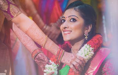 singer-sharanaya-srinivas-wedding