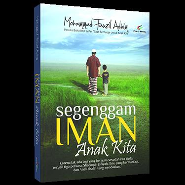 Buku Segenggam Iman Anak Kita
