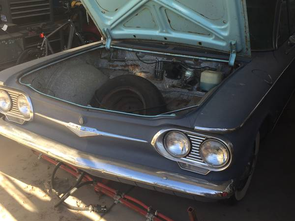 1962 Chevy Corvair Wagon | Auto Restorationice
