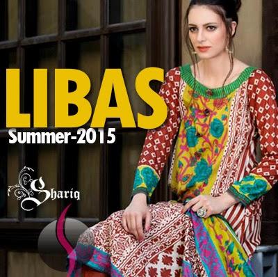 6de7512a96 Libas Spring-Summer Collection 2015 by Shariq Textiles - Fashion Pilgrim