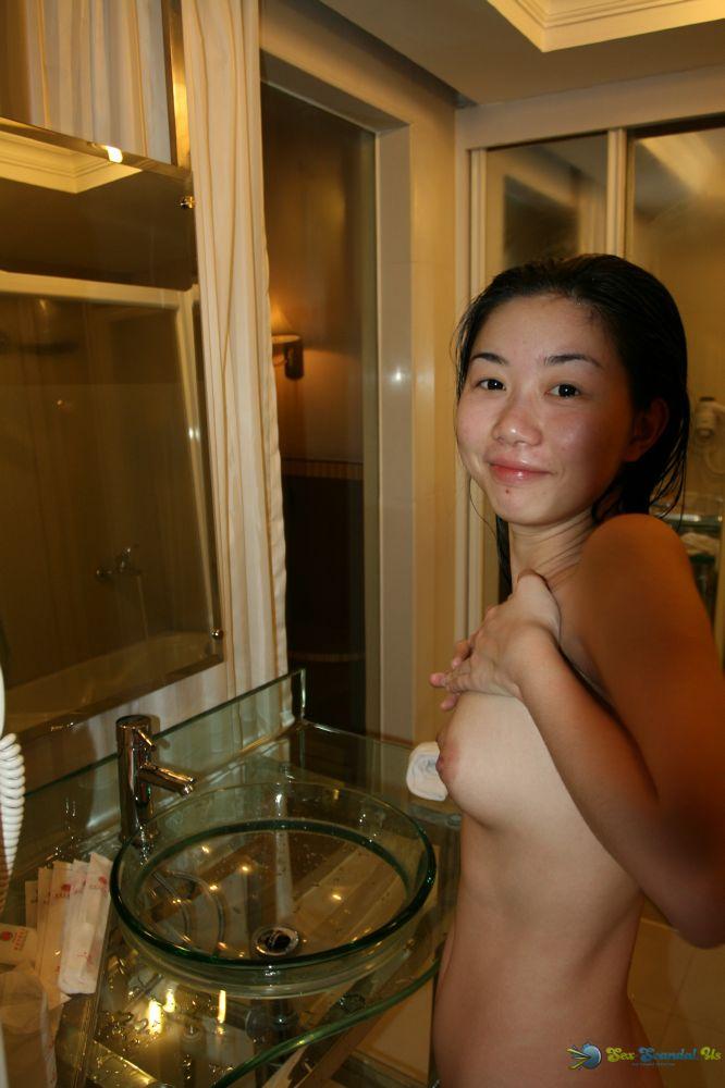 Adorable Singapore Girl  Sexmenuorg  Amateur Photo Leaked-1664