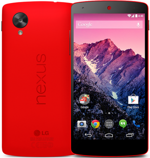 Nexus 5 OS Android Lollipop