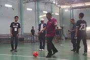 "Wabup Tendang Bola Pertama ""SAMPUTTA FUTSAL CUP 2018"""