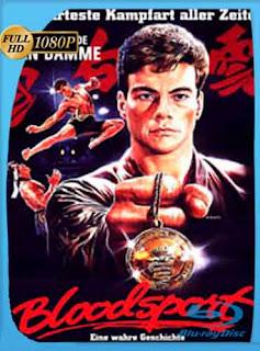 Bloodsport Contacto sangriento 1988  [1080p] Latino [GoogleDrive] Dizon