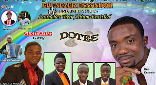 Ebenezer Essandoh ft. Great Ampong - Dɔteɛ (Prod. by Big Brother)