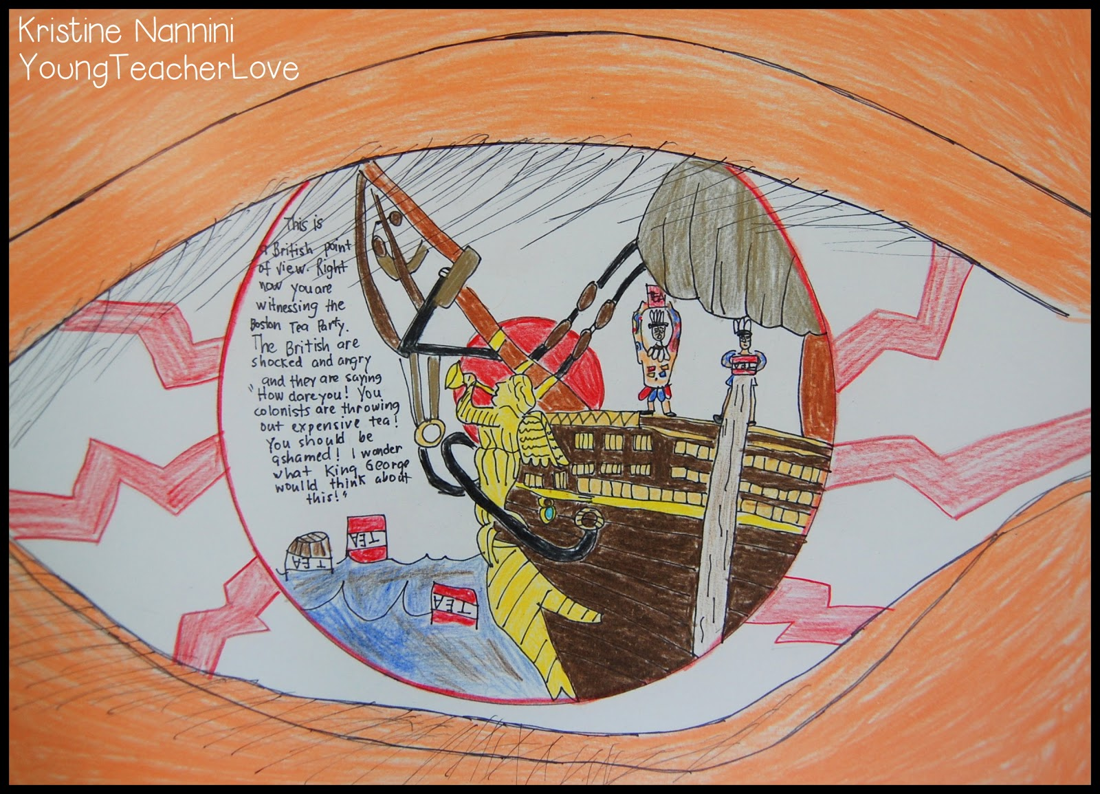 Point Of View Eyeballs