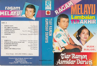 Download Album Ragam Melayu Full Album Tiar Ramon dan Asmidar Darwis