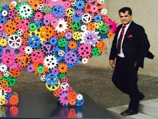 Make in India Amitabh Kant IAS Government of India Narendra Modi Sandeep Manudhane SM sir Blog Image