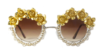 The Crystal Cult Sunnies Eyewear 2015