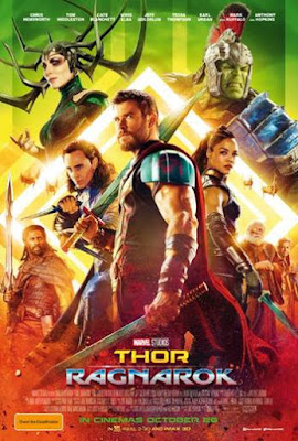 Thor Ragnarok 2017 Dual Audio Hindi HDCAM 800mb