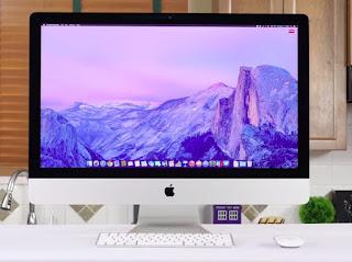 iMac Baru