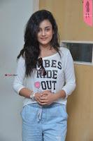Cute Actress Misti Chakravarthi at Babu Baga Busy Team at Radio City ~  Exclusive 8th April 2017 010.JPG