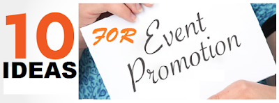 Event Marketing and Promotional Ideas