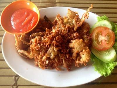 Foto Resep Kepiting Soka Goreng Tepung Renyah Crispy Asli Enak