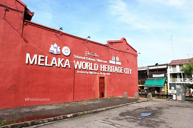 Red Building Melaka
