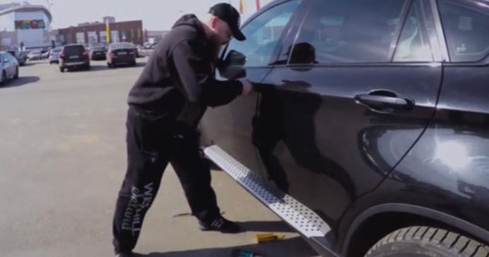Δείτε πώς κλέβουν εύκολα, ένα αυτοκίνητο των 100.000 ευρώ! (Βίντεο)