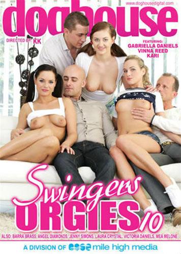 [18+] DogHouseDigital Swinger's Orgies 10 XXX HDRip 720p Poster