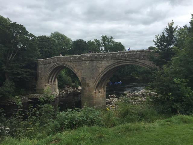 Kirkby Lonsdale, Devils Bridge