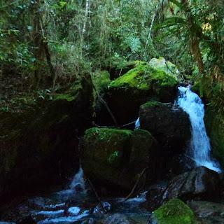 Cachoeira do Teco, em Bom Retiro