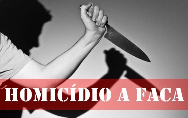 Homicídio a faca