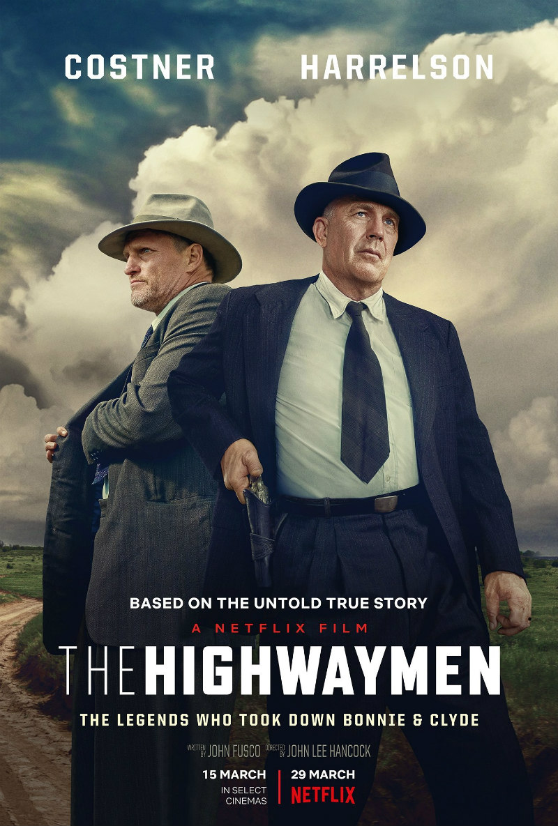 the highwaymen movie poster