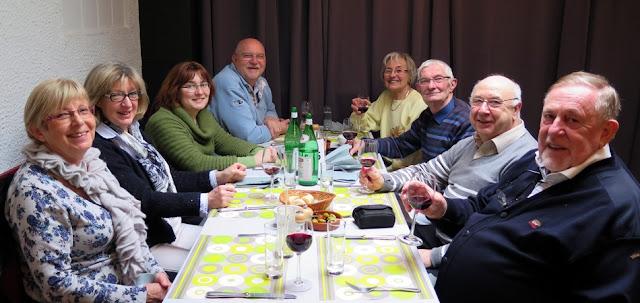 Le blog a emile lansman repas sympa entre amis for Petit repas entre amis