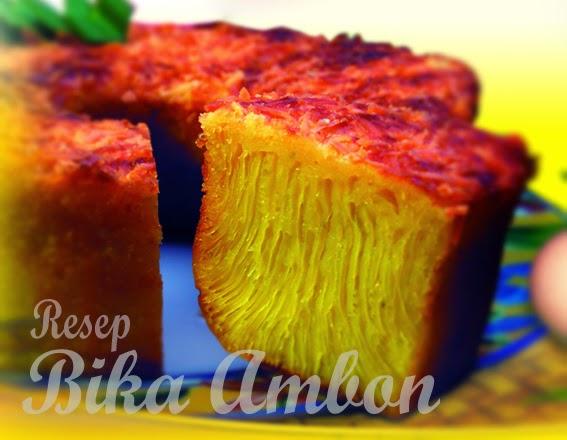 Resep Bika Ambon Asli Medan | Resep Kue Tradisional Khas