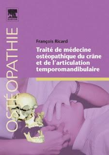Traité de médecine ostéopathique du crâne et de l'articulation temporomandibulaire 411yhmO3HHL