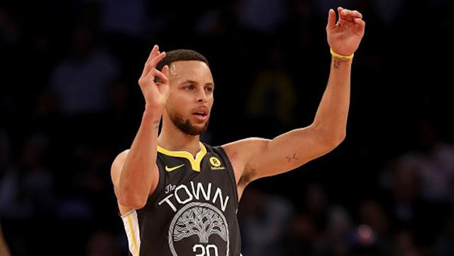 Stephen Curry 10 Atlet Pendapatan Tertinggi di dunia