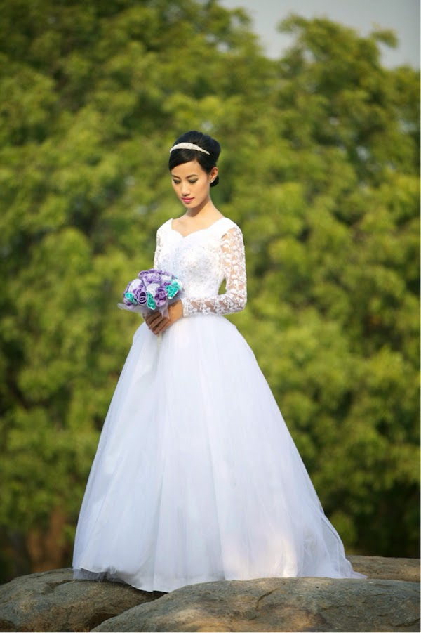 Glady's Sincerely Bridal Magic^^