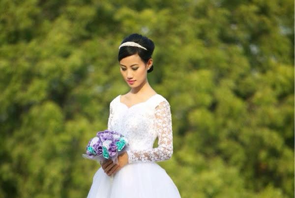 Glady's Sincerely Bridal Magic^^