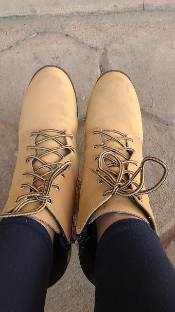 sapatos, look do dia