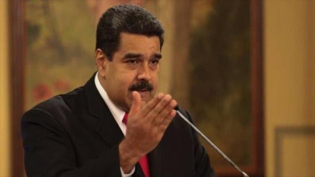 Maduro: Autores del atentado se entrenaban con personal colombiano