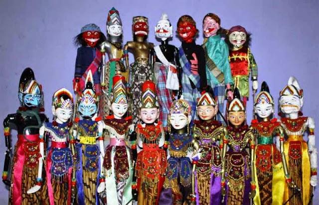 wayang kebudayaan Indonesia