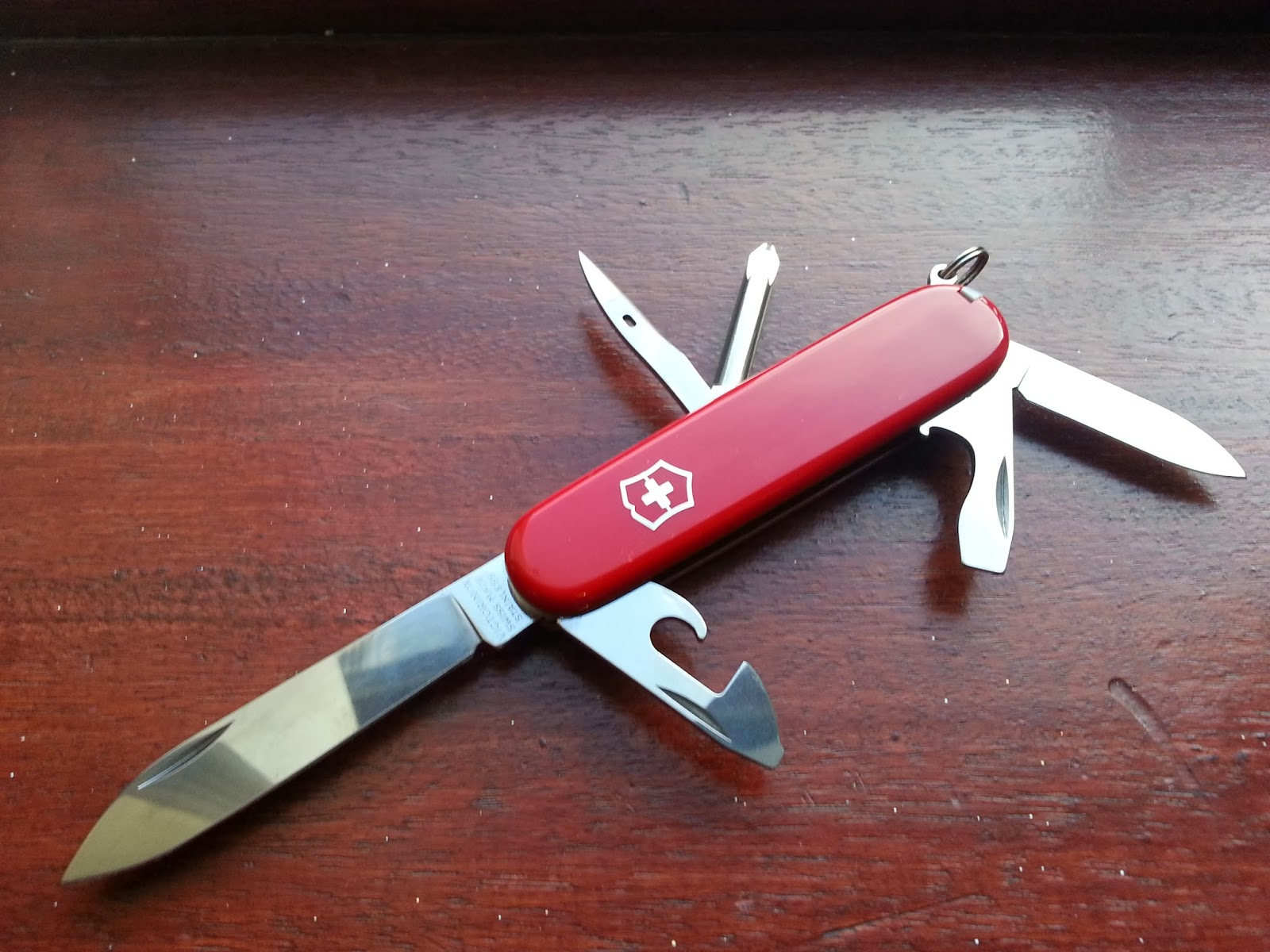 Surviving In Argentina Back To Basics With The Victorinox