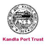 Kandla Port Trust Recruitment 2017, www.kandlaport.gov.in