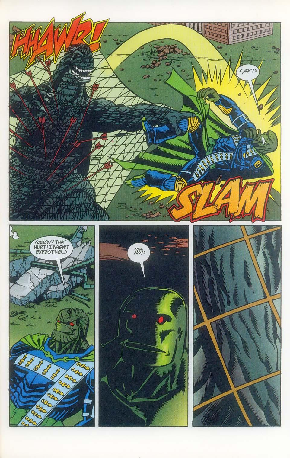 Godzilla (1995) Issue #7 #8 - English 24