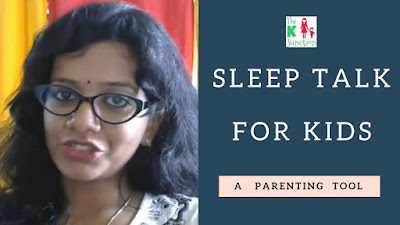 sleep talk kids children parenting tool the k junction