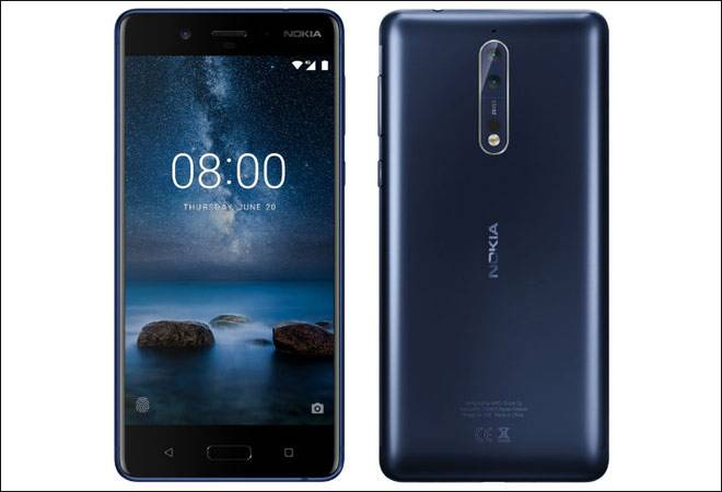 Nokia 8 With Snapdragon 835 Processor Launched