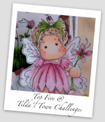 So happy to make Tilda's Town Top5 #29