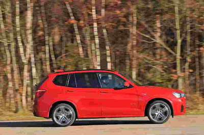 BMW X3 2011-2017 review