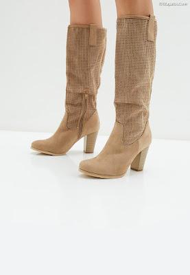 botas largas para mujeres