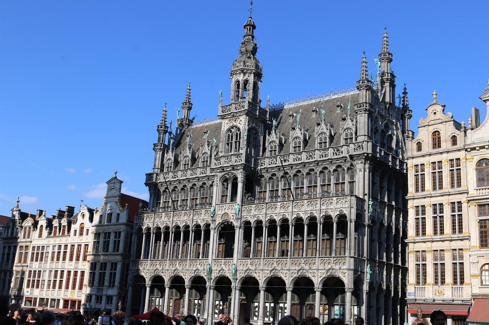 Grand Place (Grote Markt) Brussels