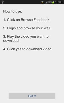 تطبيق تحميل فيديو من تواصل الاجتماعي APK اندرويد مجاني