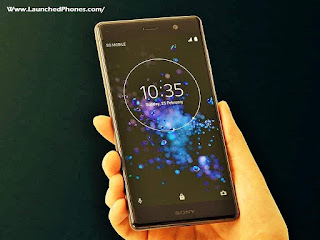 which is launched every bit the Sony Xperia XZ Sony Xperia XZ3 Launched every bit a novel Joke