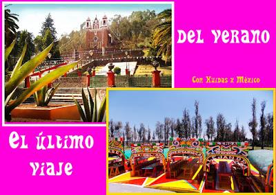 Metepec y Xochimilco
