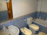 chalet adosado en venta calle cervantes borriol wc